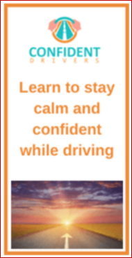 stay calm and confident whilst driving and on test - visit the website